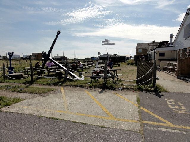 Lydd-on-Sea, Dungeness, The Pilot Inn