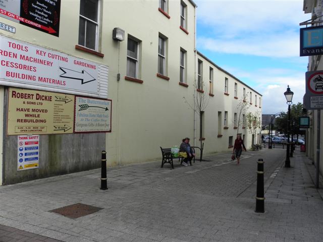 Middleton Street, Enniskillen