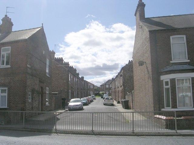 Norman Street - Hull Road