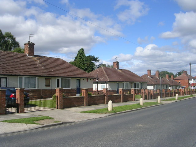 NER Cottage Homes - Tang Hall Lane