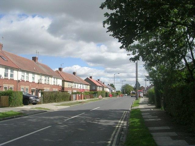 Osbaldwick Lane - Tang Hall Lane
