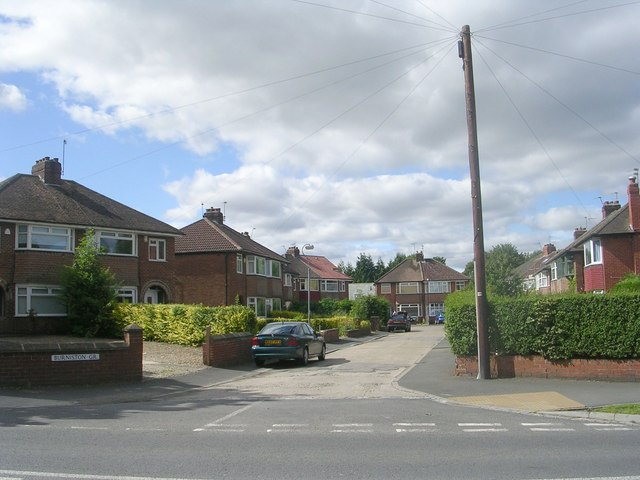Burniston Grove - Tang Hall Lane