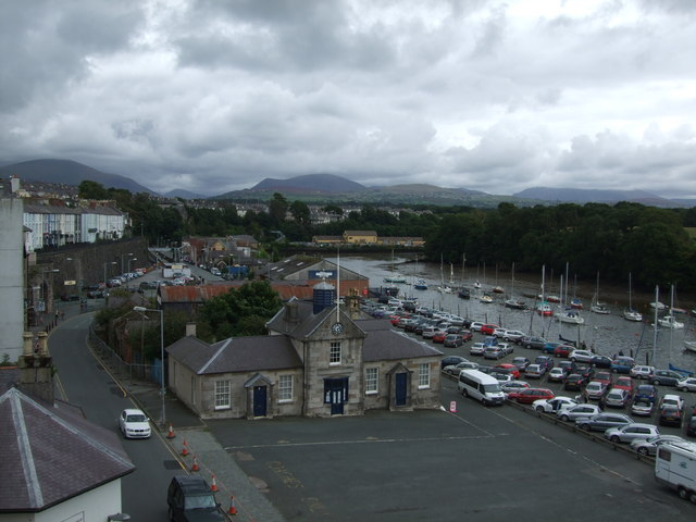 Harbour Offices Caernarfon