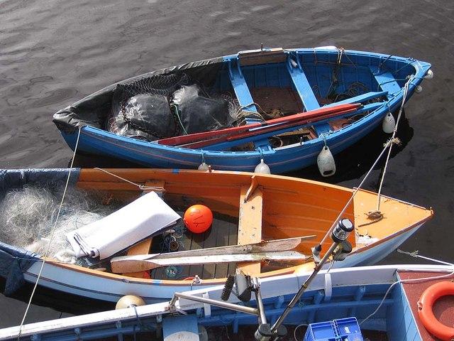 Boating paraphernalia