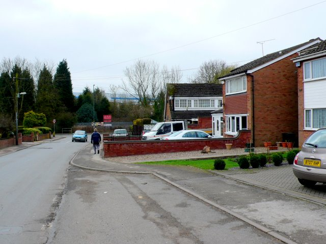 Hockley Lane, Upper Eastern Green