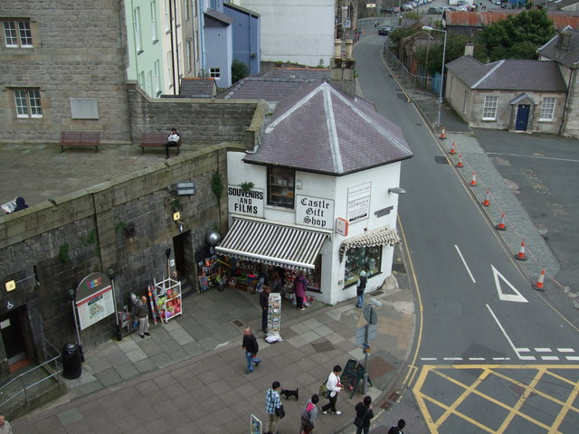 Castle Gift Shop Caernarfon
