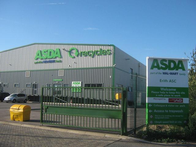 Asda Recycling Site, Belvedere