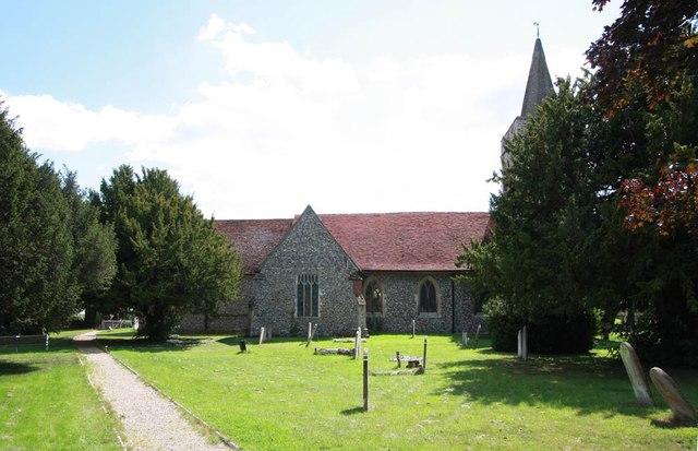 St Mary, Manuden