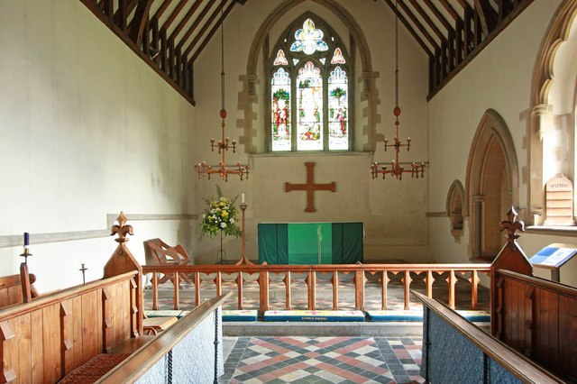 St Mary, Manuden - Chancel