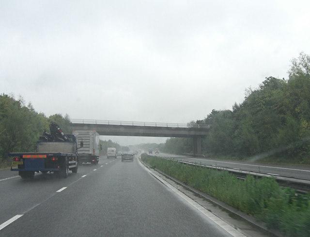 M26 bridge carries A227