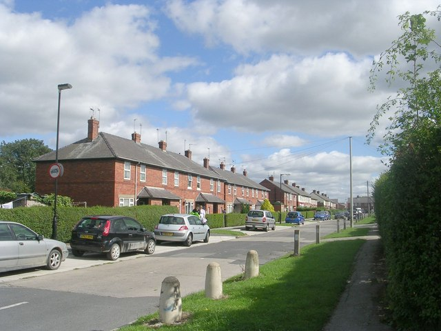Tuke Avenue - Tang Hall Lane