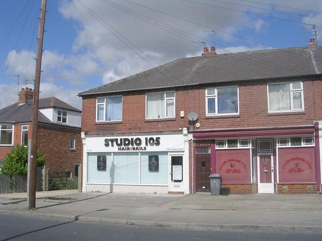 Studio 105 Hair & Nails - Millfield Lane