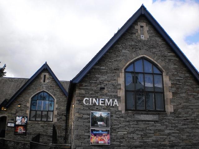 Zeffirelli's Cinema by the park, Ambleside