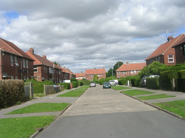 Wycliffe Avenue - Hadrian Avenue