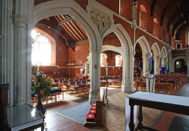 St John, Stansted Mountfitchet - Interior