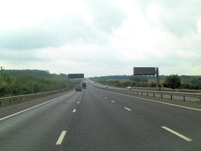 M20 parallels the Channel Tunnel Rail Link
