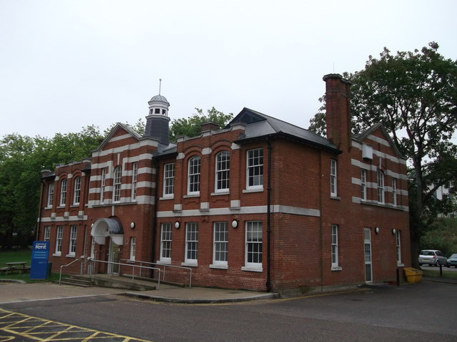 Rochester Building, Universities of Medway