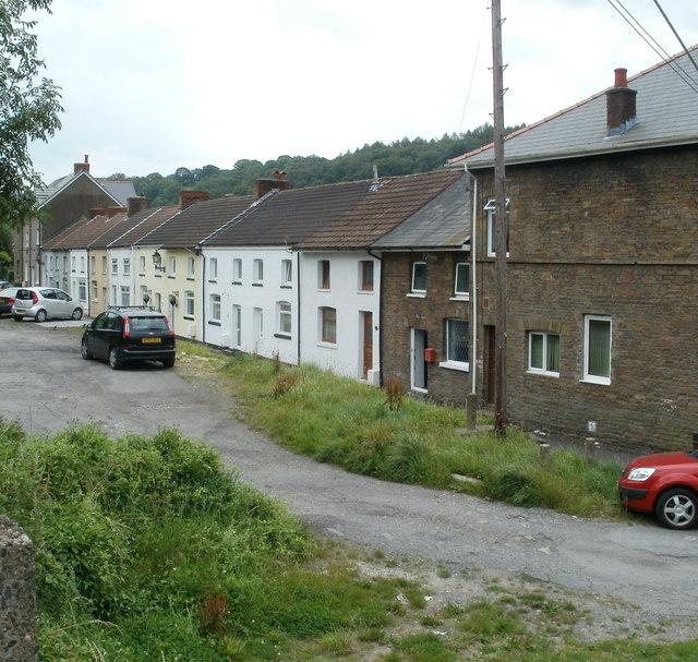 Mill Terrace, Glynneath