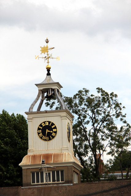 Clock Tower, Chatham Historic Dockyard, Kent