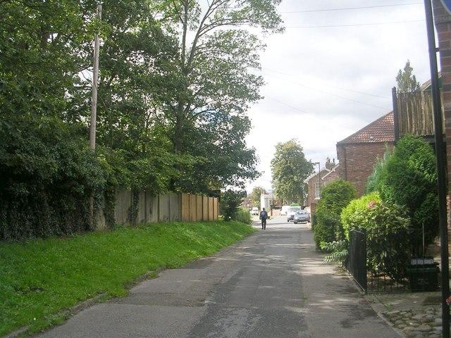 Thief Lane - Hull Road