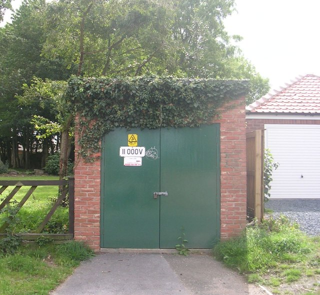 Electricity Substation - Thief Lane