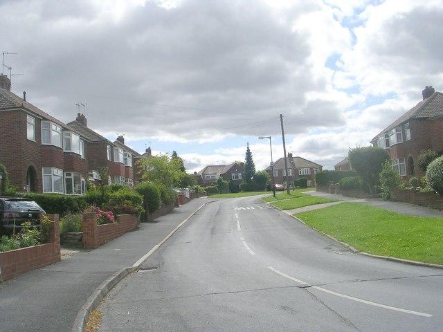 Newland Park Drive - Thief Lane