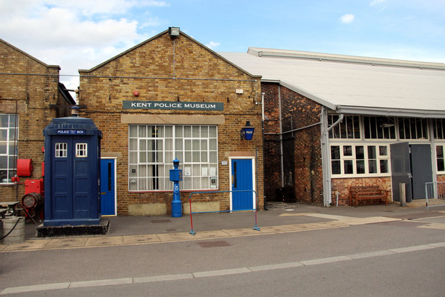 Kent Police Museum, Chatham Historic Dockyard, Kent