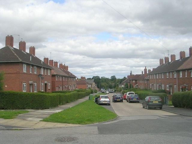 Garrow Hill Avenue - Thief Lane