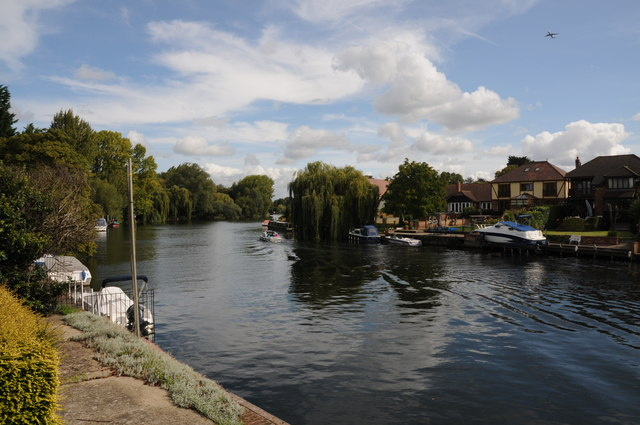 The Thames near Old Windsor