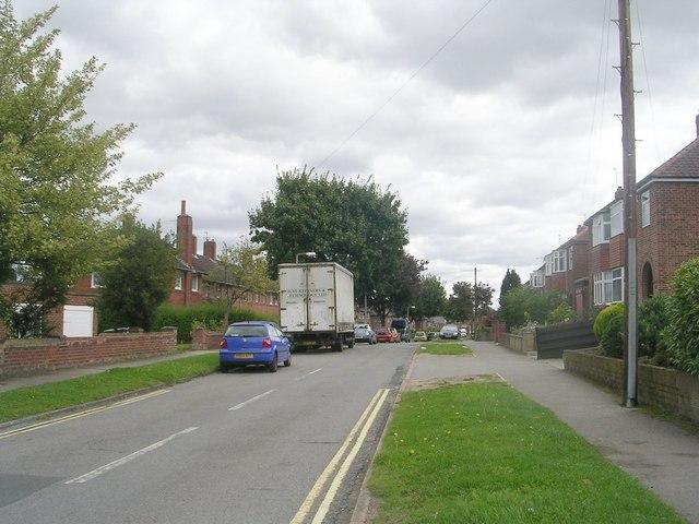 Thief Lane - Green Dykes Lane