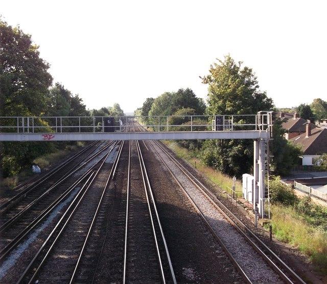 Railway to Orpington