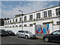 TQ2385 : Theme Traders Offices, Oaklands Road, NW2 by Mike Quinn