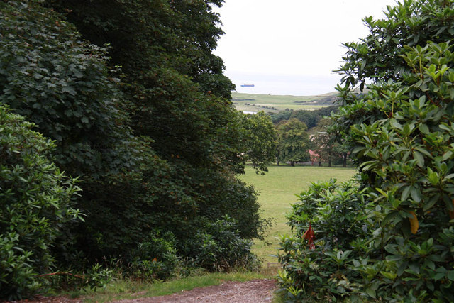 Sheringham Park - View to sea