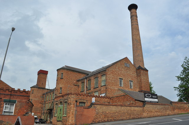 Bridge Mills, Long Eaton