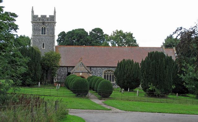 St Michael, Woolverstone