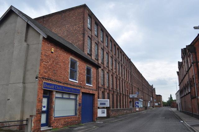 Whiteley's Mill