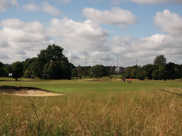 Bromley Public Golf Course
