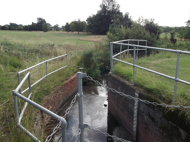 Drain and Bromley Public Golf Course