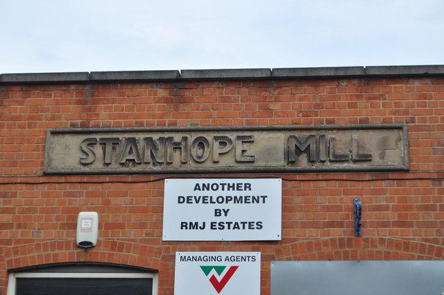 Stanhope Mill
