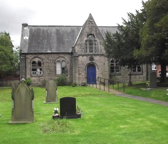 The old St John's School