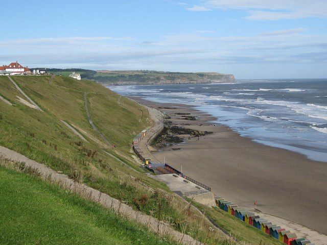 West Cliff, Whitby
