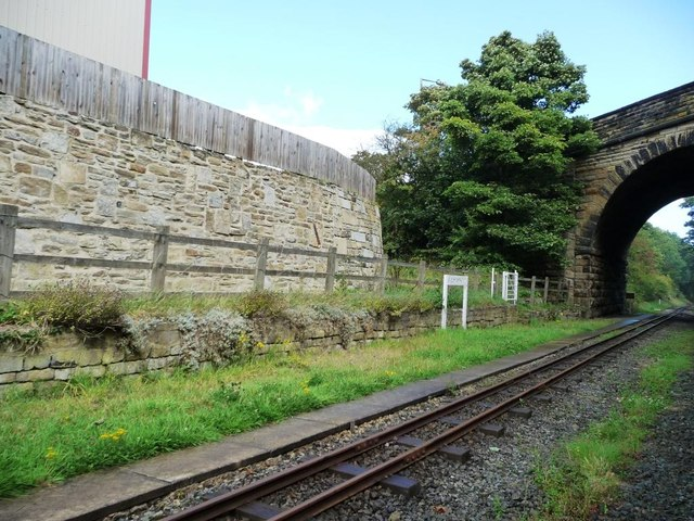 Skelmanthorpe Station