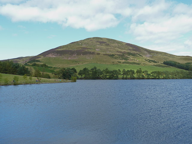 Glencorse and Castlelaw, Pentlands