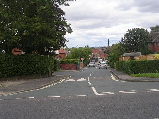 Kexby Avenue - Heslington Road