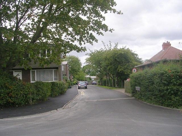 Blakeney Place - Kexby Avenue