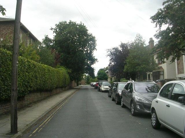 Belle Vue Terrace - Heslington Road