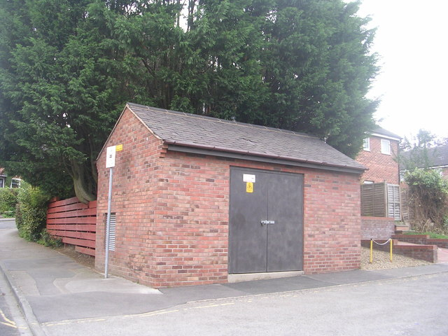 Electricity Substation - Daysfoot Court