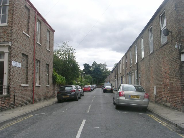 Belle Vue Street - Heslington Road