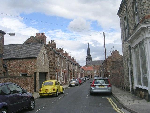 Wolsley Street - Heslington Road