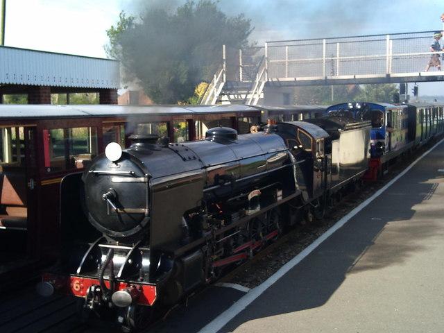RH&DR Dymchurch Railway Station